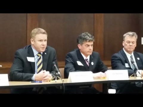 Ohio's 8th District Candidate Forum presented by Cincinnati Enquirer and Chamber