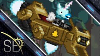 HUGE GLAD GIRAFFE UPDATE - Starbound