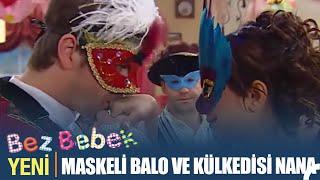Maskeli Balo ve Külkedisi Nana   Bez Bebek - 6. Bölüm