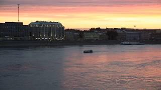 Смотреть видео Синопская набережная Санкт Петербург онлайн