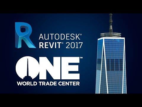 Revit Architecture - Making Of - Skyscraper