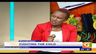 Power Breakfast: Fighting the cold