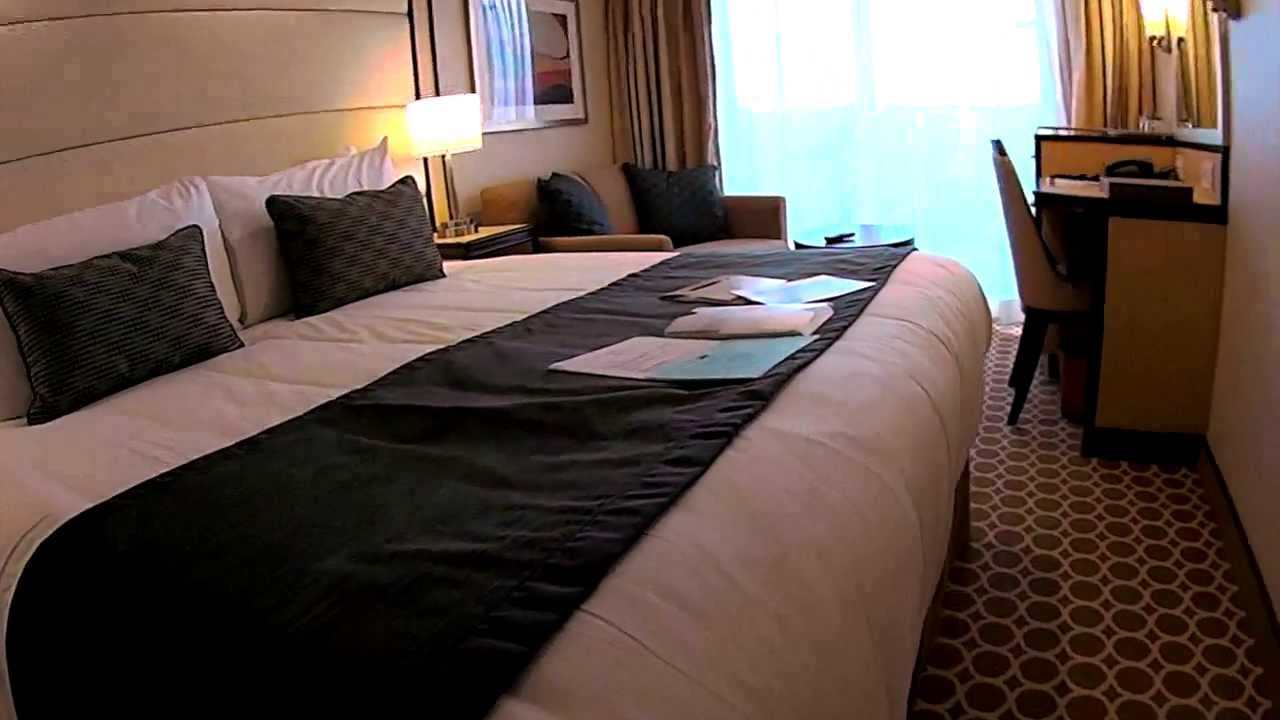 Royal Princess New Deluxe Balcony Stateroom Tour Youtube