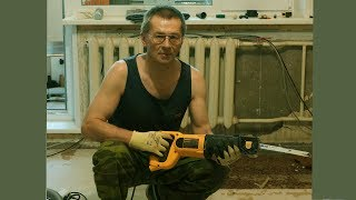 Как одному сделать ремонт квартиры. Ремонт квартиры своими руками. (Repair their own hands)
