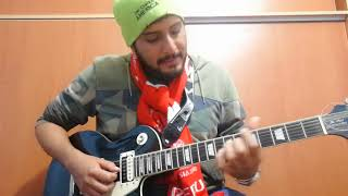 Cómo tocar el SOLO DE GUITARRA de ...