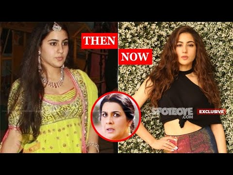 EXCLUSIVE: Sara Ali Khan Interview Talks About Her Transformation and Becoming an Actor | SpotboyE Mp3