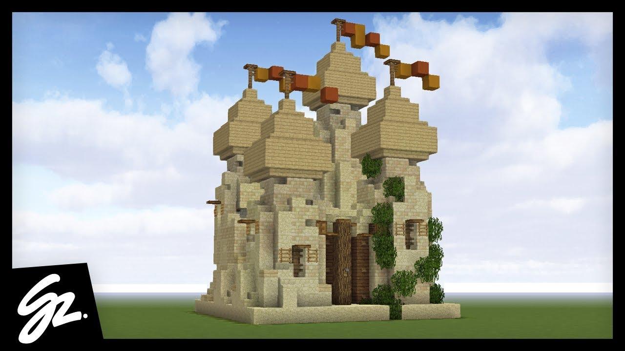 Minecraft Castle Building Guide - Gameranx