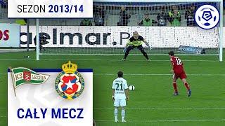 Lechia Gdańsk - Wisła Kraków [1. połowa] sezon 201314 kolejka 36