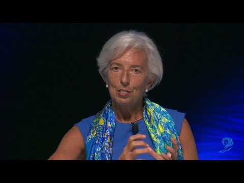 Christine Lagarde's definition of creativity