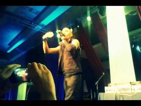 TABOO (Black Eyed Peas) at the Latinos Unidos event  ///  Democratic National Convention