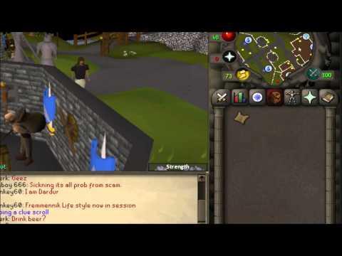 First Runescape Video!
