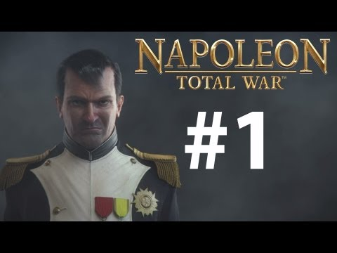 Napoleon: Total War - Campaign: Russia - Episode 1