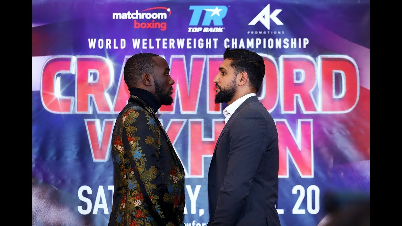 Crawford vs Khan London Press Conference | FULL (1/15/19)
