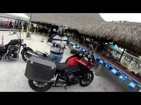 Key West or Bust! A very long Triumph Bonneville ride to the Florida Keys!