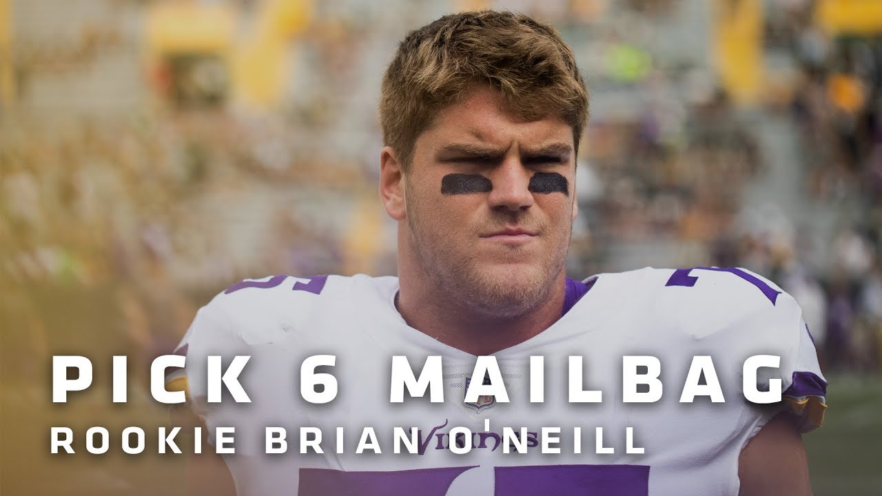pick-6-mailbag-o-neill-impressing-rotation-of-safeties-replacing-hughes-cook-s-return-vikings