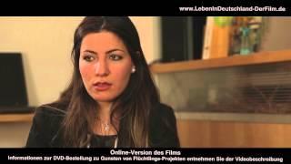Leben in Deutschland - aus der Sicht von Flüchtlingen Film-Projekt 2015 Dokumentation