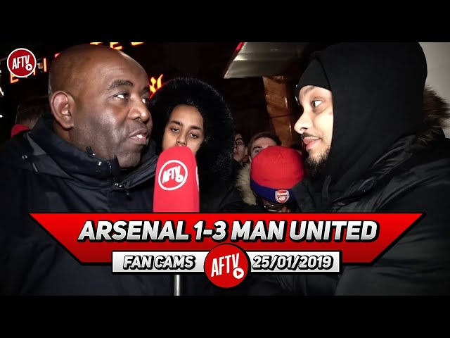 Arsenal 1-3 Man United | Don't Blame Emery! Kroenke Doesn't Care!! (Troopz)