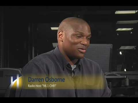 Zeeshan Ahmad - Darren Osborne Interview