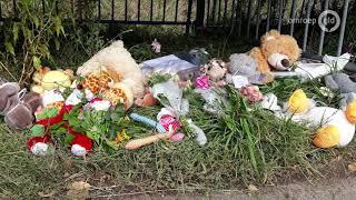 'Een klap en toen was je weg'; kaarten en bloemen op plek waar Lieke (11) verongelukte