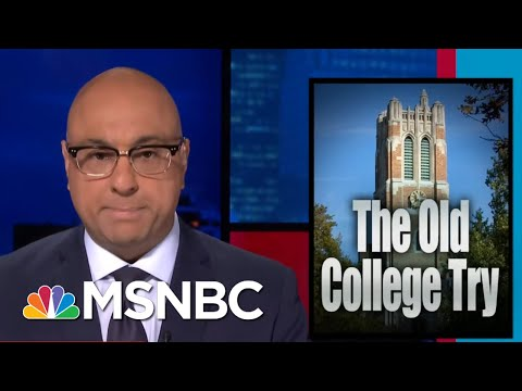 University Scientists Offer A Way To Boost Coronavirus Testing | Rachel Maddow | MSNBC