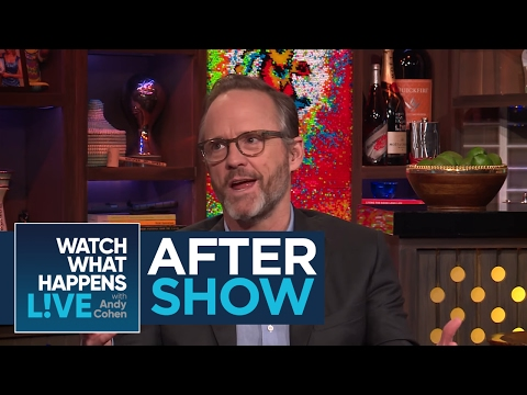 After : John Benjamin Hickey Crashed The RHOBH Reunion  RHOBH  WWHL