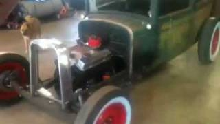 1928 chevy rat rod