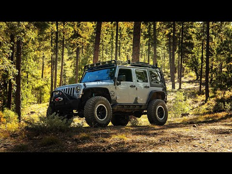Ram Rebel vs. Jeep JK | Plan ahead know your terrain | New wheel and tire setup on the Jeep