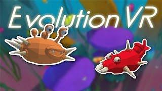 Evolution VR - Spore Creatures in VR! - Let's Play Evolution VR Gameplay