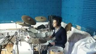 Skid Row - Youth Gone Wild (Carlo di Nolfi Drum Cover)