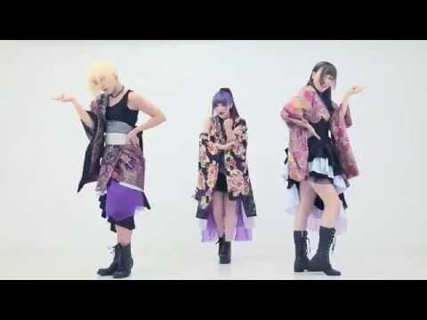 GARNiDELiA - 極楽浄土 (Gokuraku Jodo) Dance [MIRROR]