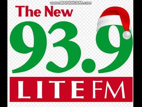 "25 Days of Christmas Radio 2018 - Day 15: WLIT ""93.9 Lite FM"" Station ID December 15, 2018 3:07pm"