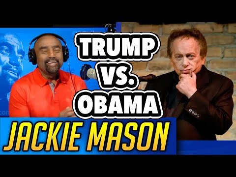 Jackie Mason: Celebrities Jealous & Hateful of Trump; Obama an Affirmative Action President