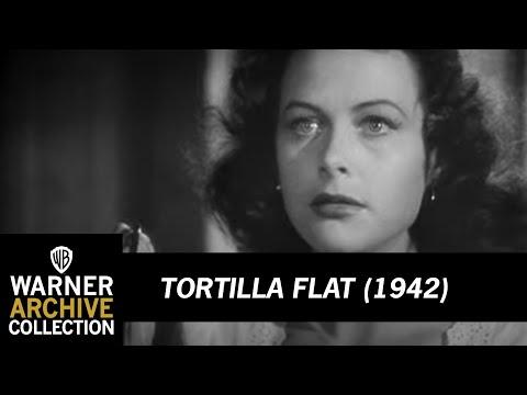 TORTILLA FLAT (Original Theatrical Trailer)