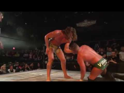 FREE MATCH Marty Scurll Vs The Bro Matt Riddle
