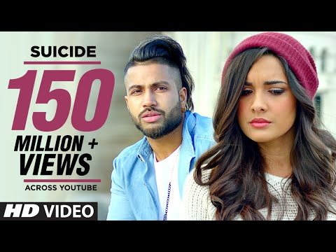 Sukhe SUICIDE Full  Song  TSeries  New Songs 2016  Jaani  B Praak