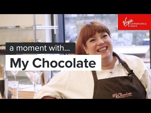 Video of Cocktail and Chocolate Making for Two in London