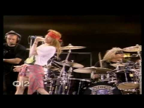Guns N' Roses - Knocking On Heaven's Door - HD -  (Live)