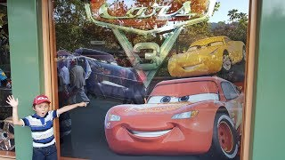 CARS 3 Is Finally Here! EPIC Car Toy Hunt Adventure & Haul At Disney, Walgreens & Kmart! SO MUCH FUN
