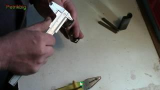 як зробити верстат для самокруток своїми руками