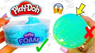 NEW PLAY DOH SLIME!? Is It Worth It?!?