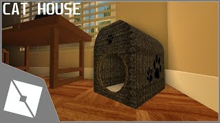 ROBLOX Studio | [R.I.P] Cat House
