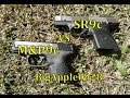 Ruger SR9c Vs Smith Wesson M P9c