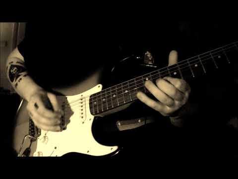 Motorhead - Heroes (David Bowie) guitar cover (improvisation)