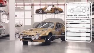 L'histoire Porsche Moteur Avant
