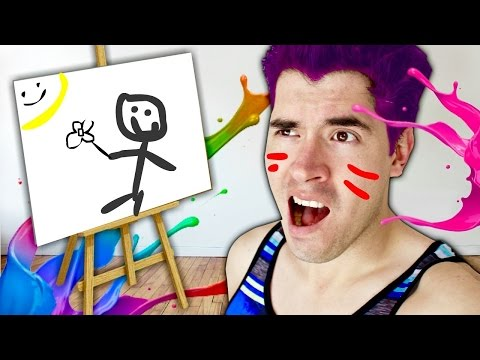 ENSEÑANDOLE MI TALENTO A GOOGLE | Quick Draw