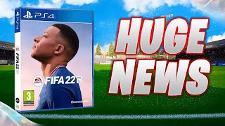 The BEST FIFA 22 News You'll EVER Hear