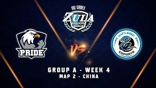PRIDE vs INFLAME ESPORTS   Map 2   Zula Europe ESL Major League   Group A - Week 4