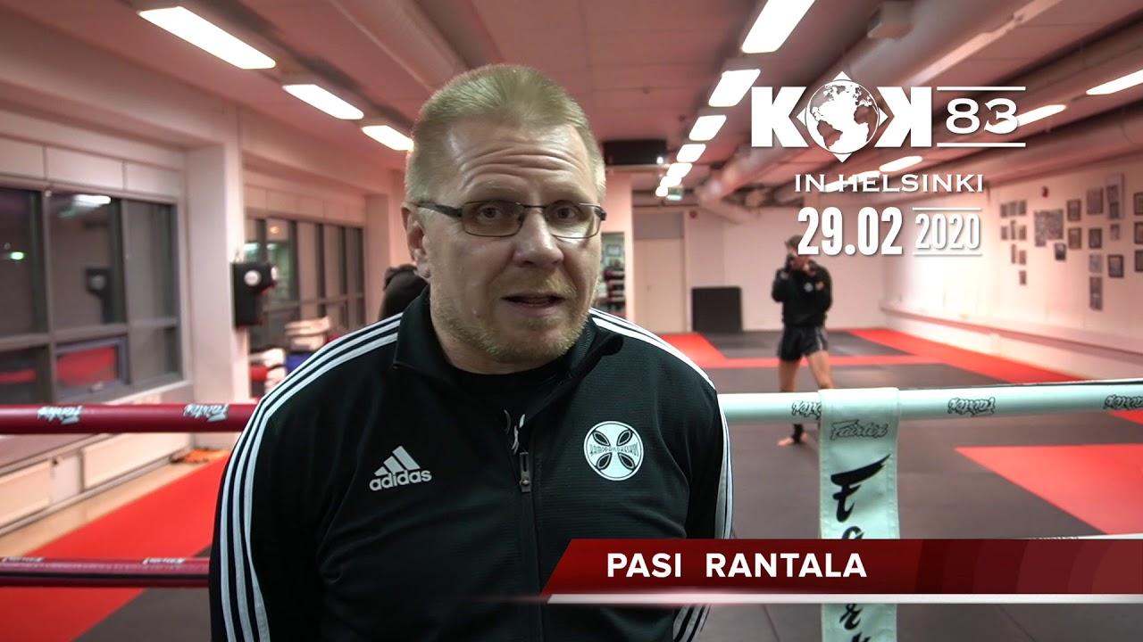 PASI RANTALA  - KOK