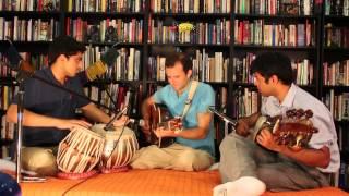 A musical collaboration of Sarod and Guitar in Raga Kirwani: IndianRaga Extempore Series