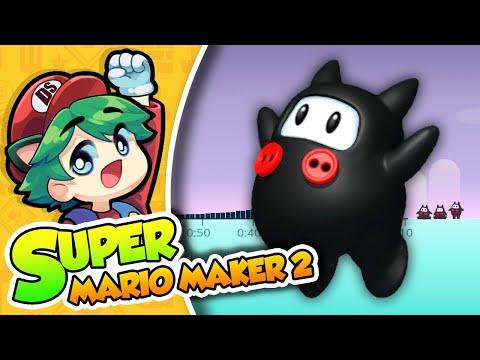 ¡Seré el Ninji más rápido! - Super Mario Maker 2 (Online) DSimphony